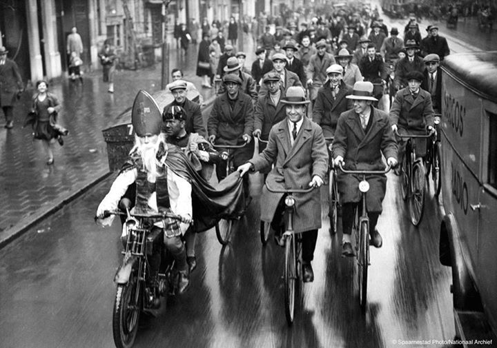 Amsterdam, 1938.