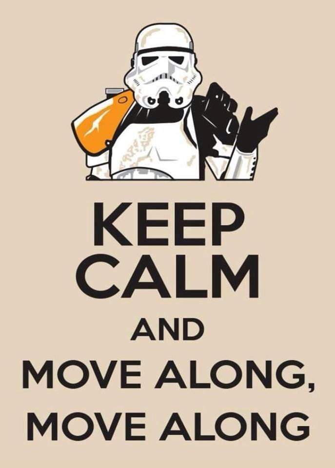 Star Wars #KeepCalm | [source anyone?]