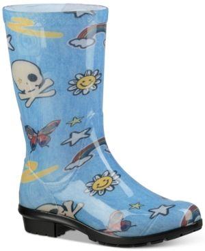 036bad6958f UGG Little & Big Girls Raana Rain Boots | Products | Rain boots ...