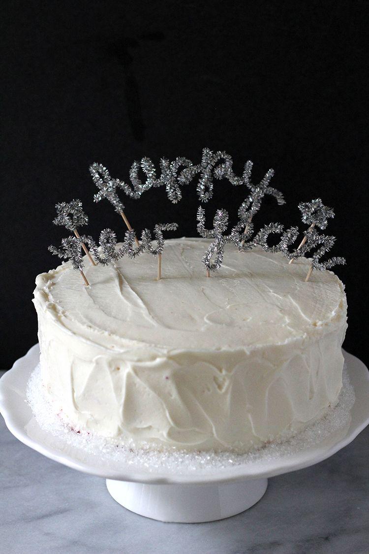 Decoración tarta