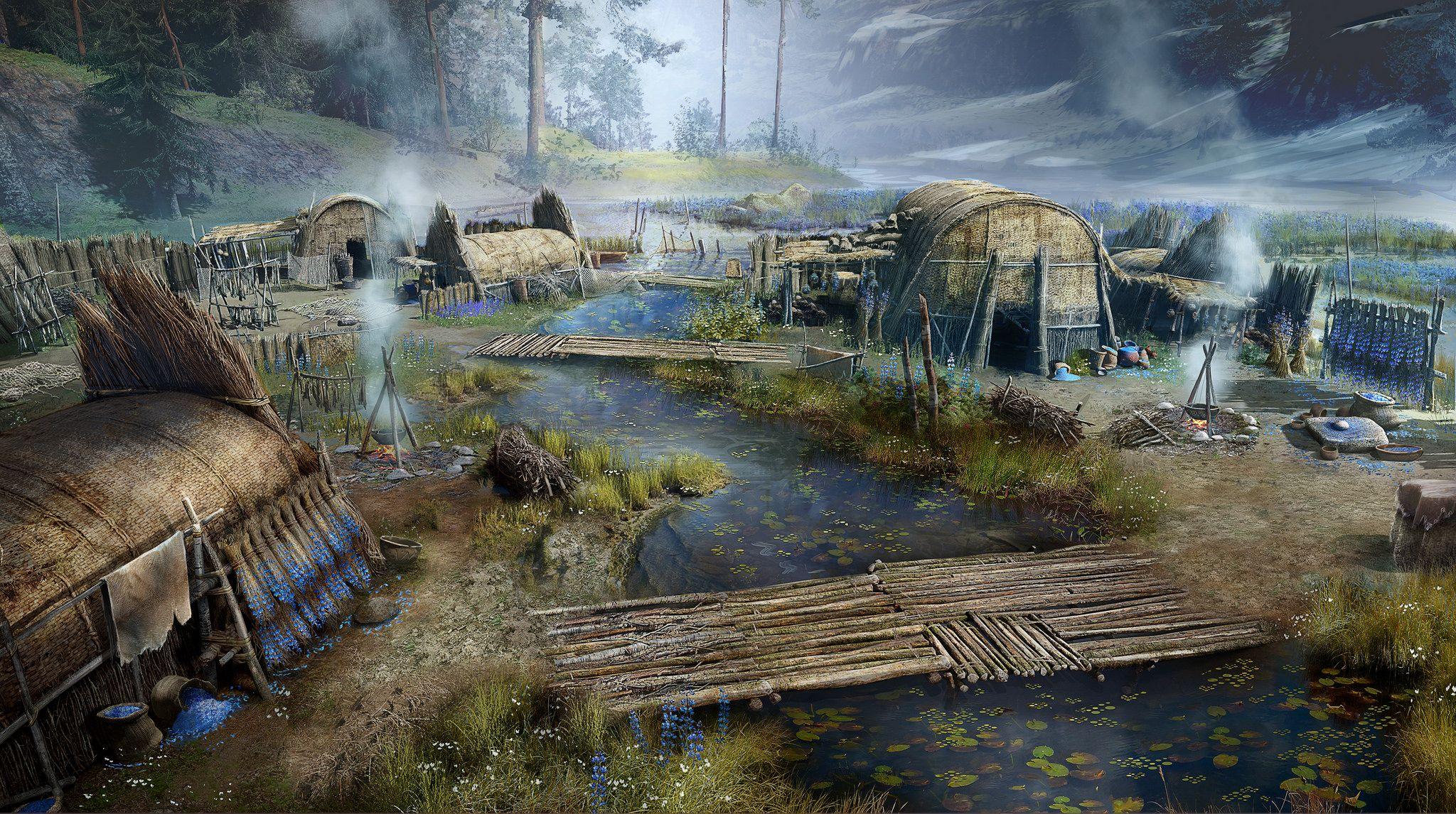 Selo plemena Yamwe 3851aa77181e190821f1a7ec4f8371e6
