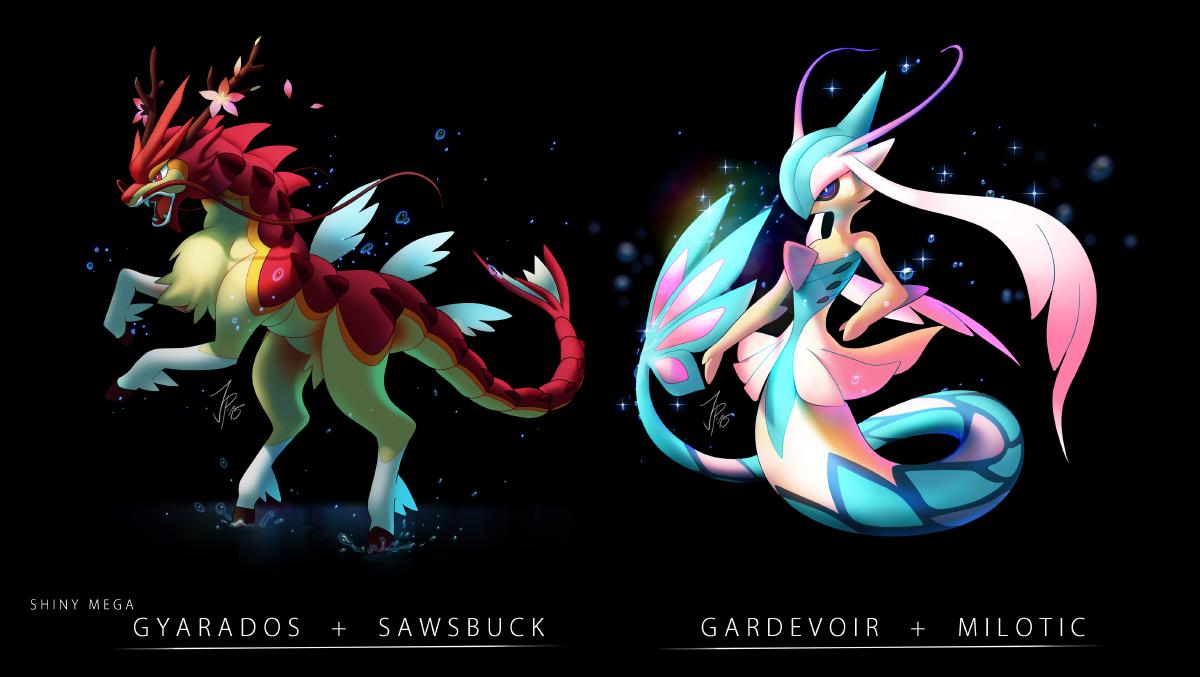 The Amazing Artwork of Josephine | Pokemon Fusions | Pokemon