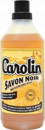 Carolin 1l Plyn Do Podlog Savon Noir 7795304476 Oficjalne Archiwum Allegro Mustard Bottle Noir Condiments