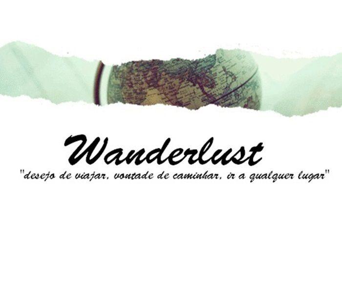 Além do Wanderlust - Destino Liberdade