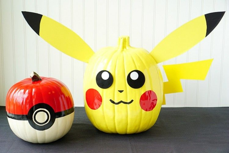 Decorating Pumpkins Ideas No Carving #paintedpumpkinideas