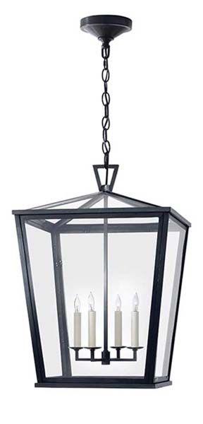 Darlana Medium Outdoor Hanging Lantern For New Front Porch Foyer Lighting Fixtures Outdoor Hanging Lanterns Light Fixtures