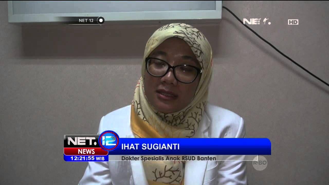 Kondisi Terkini Adrian Anak Penderita Kerusakan Fungsi Hati di Banten - NET12