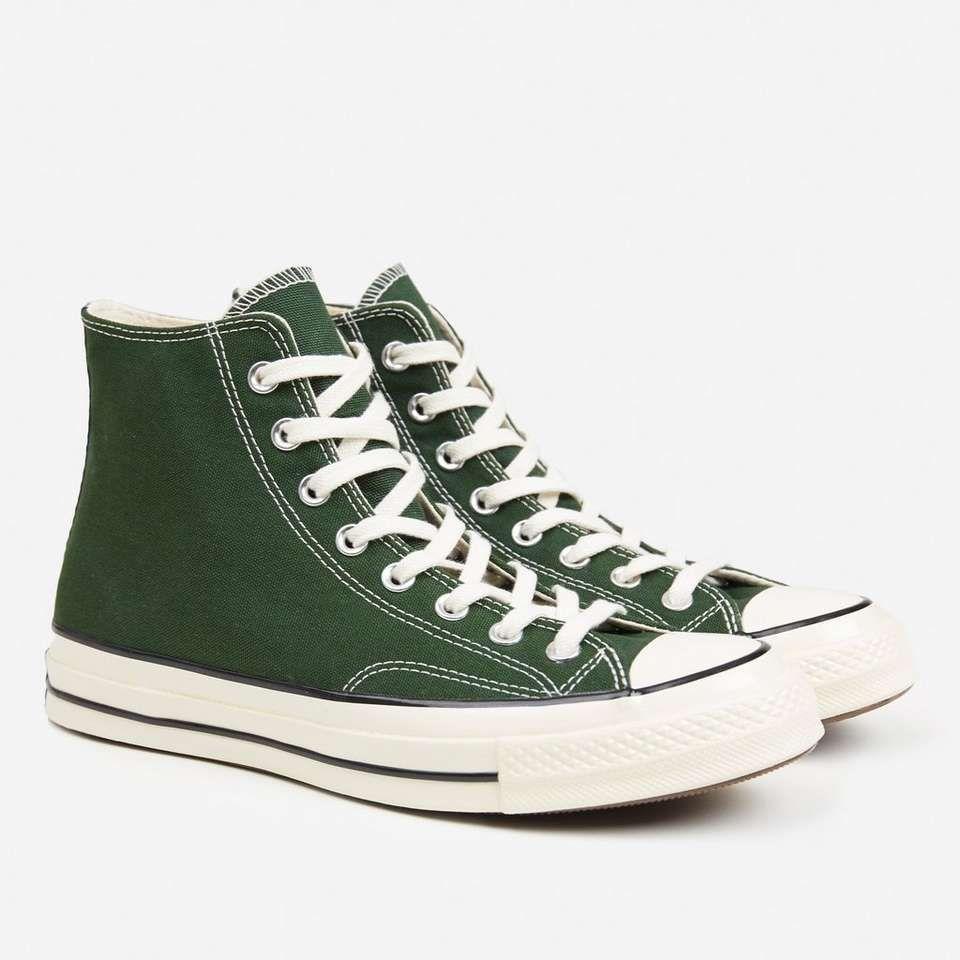4920cef78 Converse Chuck Taylor 1970 Hi Deep Emerald