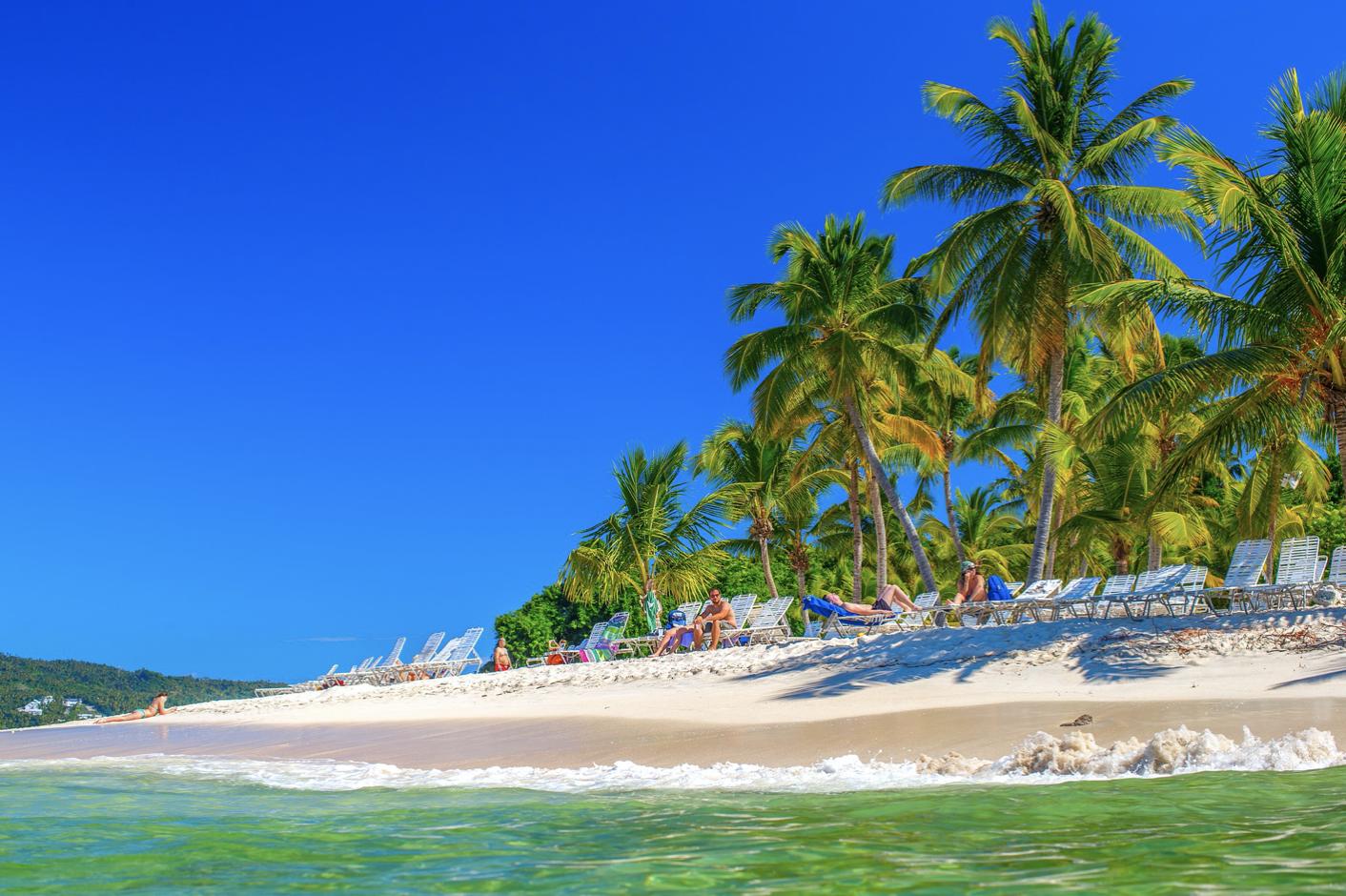 Punta Cana, Dominican Republic in 2020 Countries in