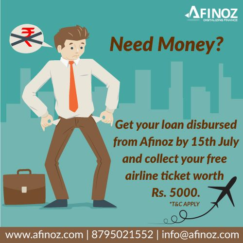 Meet your sudden expenses with a Personal Loan from Afinoz \ get - personal loan forms free