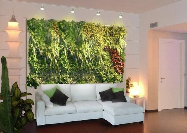 #Interior Design Haus 2018 Vertikale Gärten   Interessante Ideen Für Das  Interieur #Decorating #