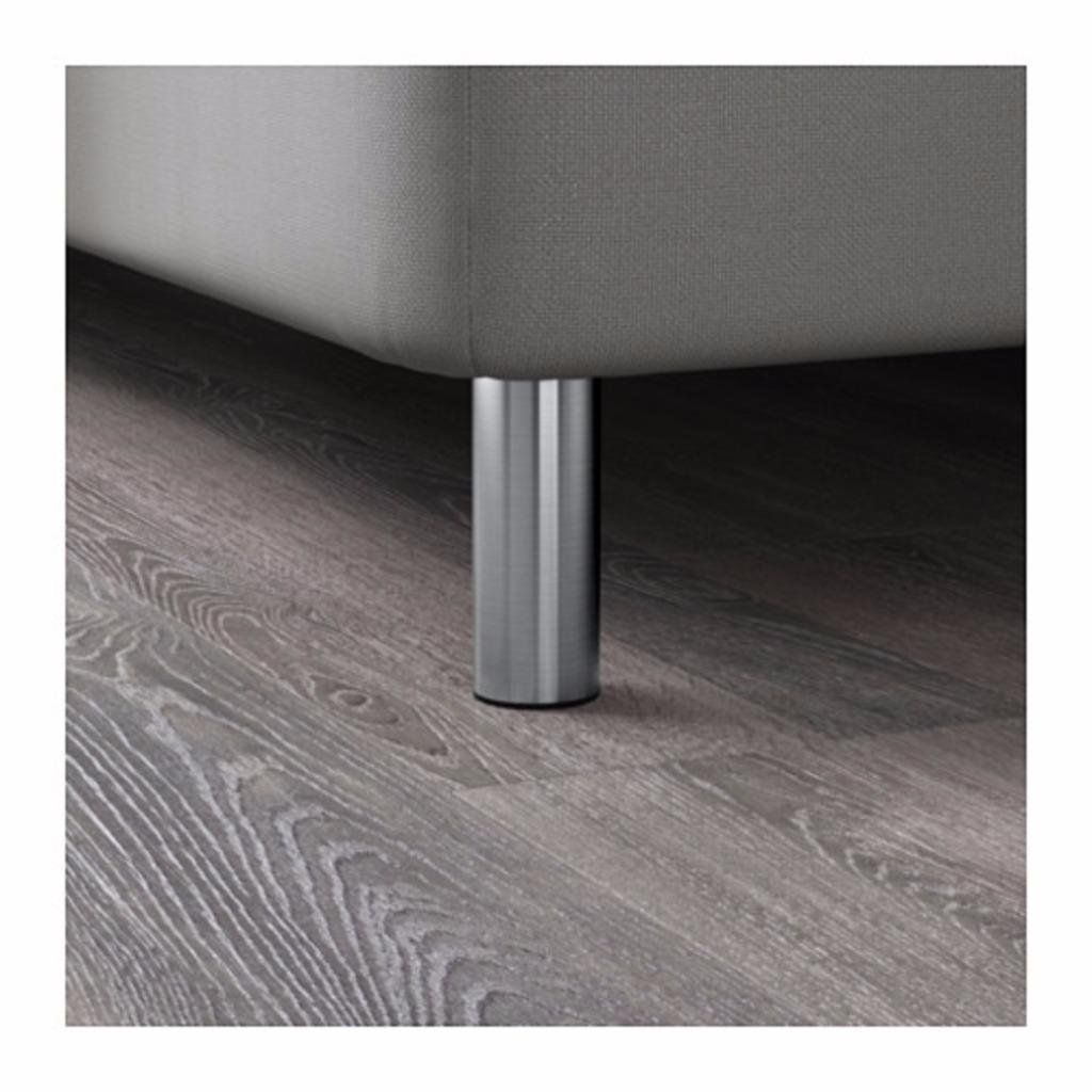 Ikea Bjorli Leg Stainless Steel 10 Cm Durable And Easy To Clean As It Is Made Of