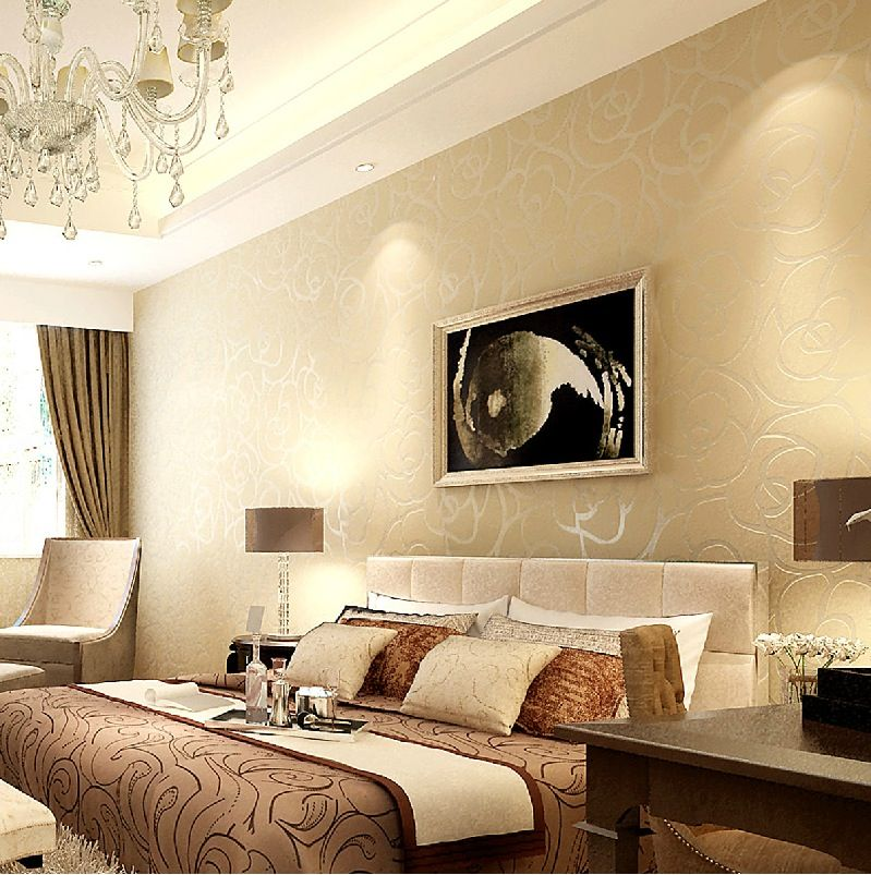 Gorgeous Wall Coverings From China