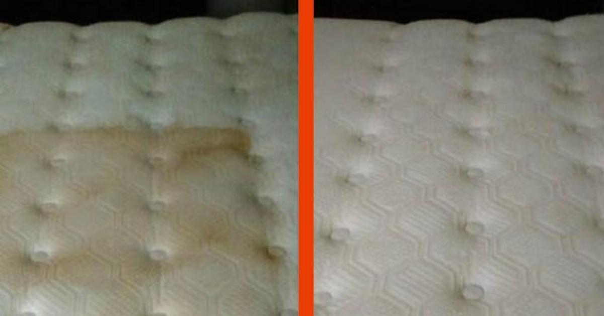 Hilfreiches Pulverchen Saubere Matratze Matratze Haushalts Tipps