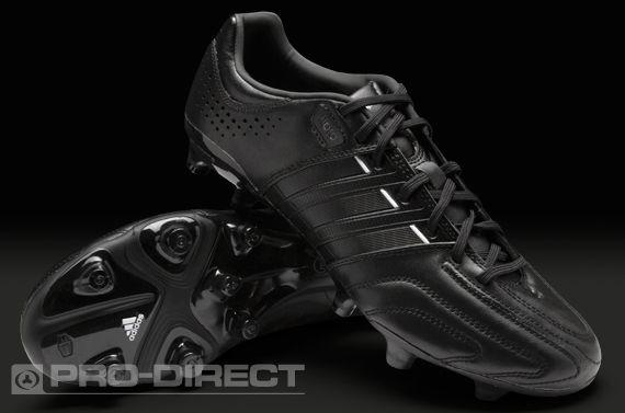 picar Unidad Siempre  adidas Football Boots - adidas adipure 11Pro TRX FG - Firm Ground - Soccer  Cleats - Black-Black-White | Botines futbol, Articulos deportivos, Fútbol