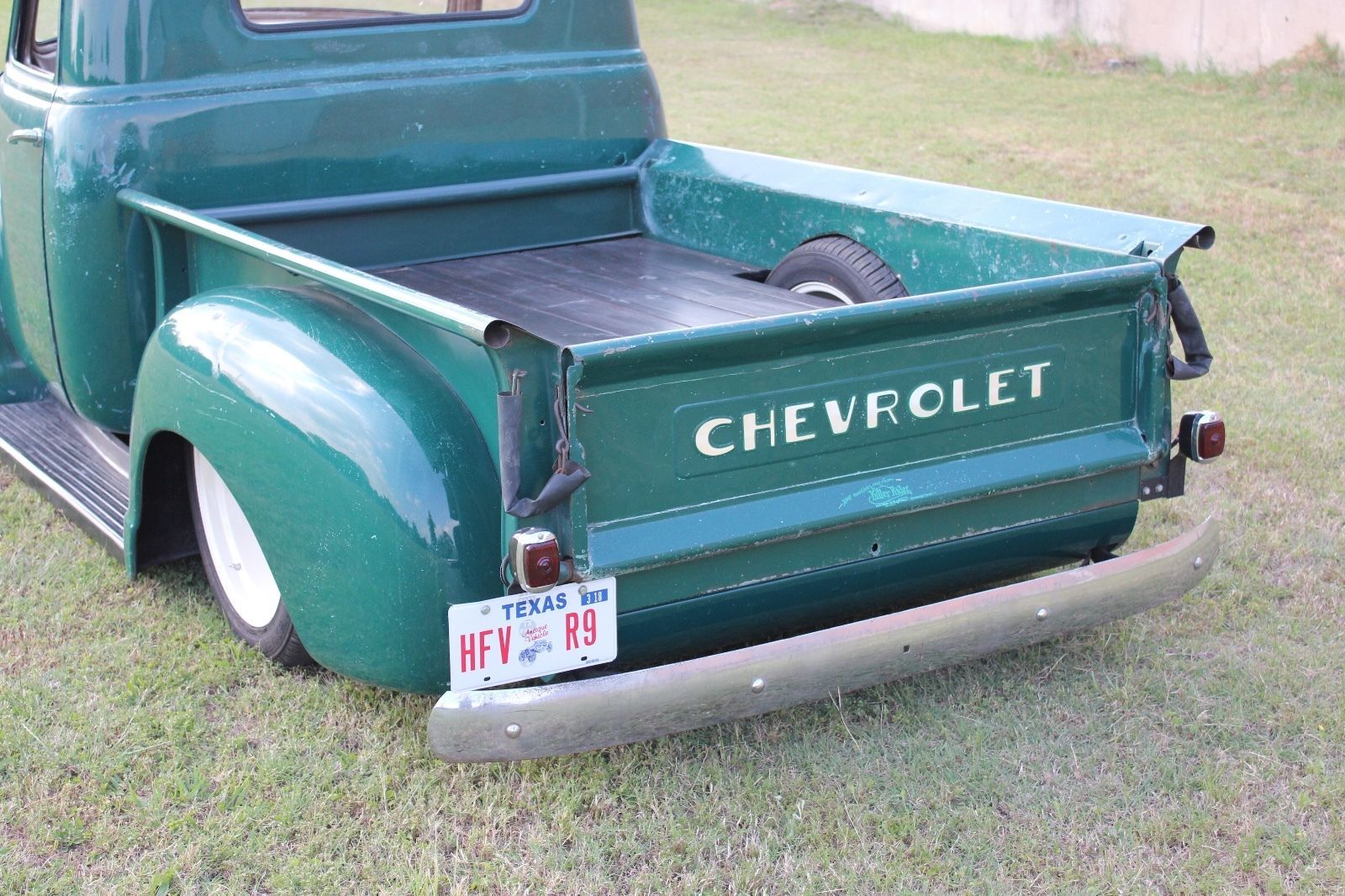 1949 Chevy 3100 Shortbed Truck (Restomod) Chevy 3100