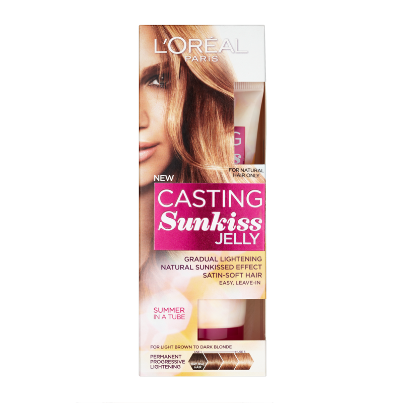 Loral Paris Casting Sunkiss Jelly Permanent Progressive Lightening