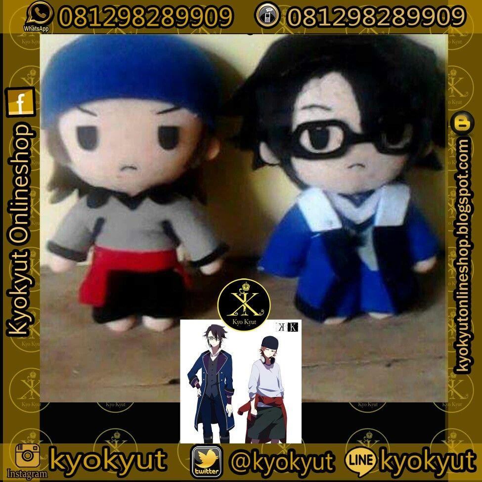 Boneka Plushie By Request Karakter Anime Link Https Www Facebook Com Pg Kyokyutplushdollonlineshop Photos Tab Album Album Anime Plushies Felting Projects