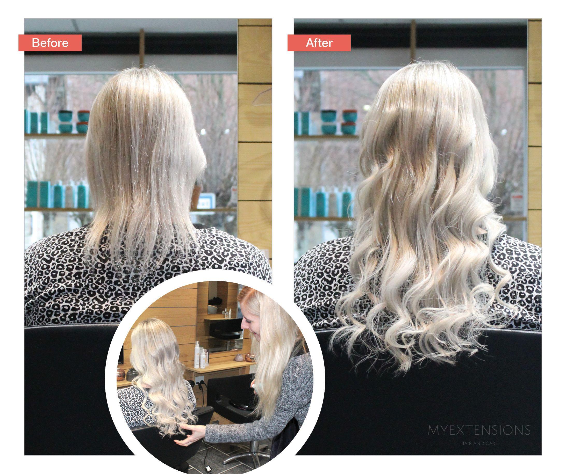 hår extensions aalborg