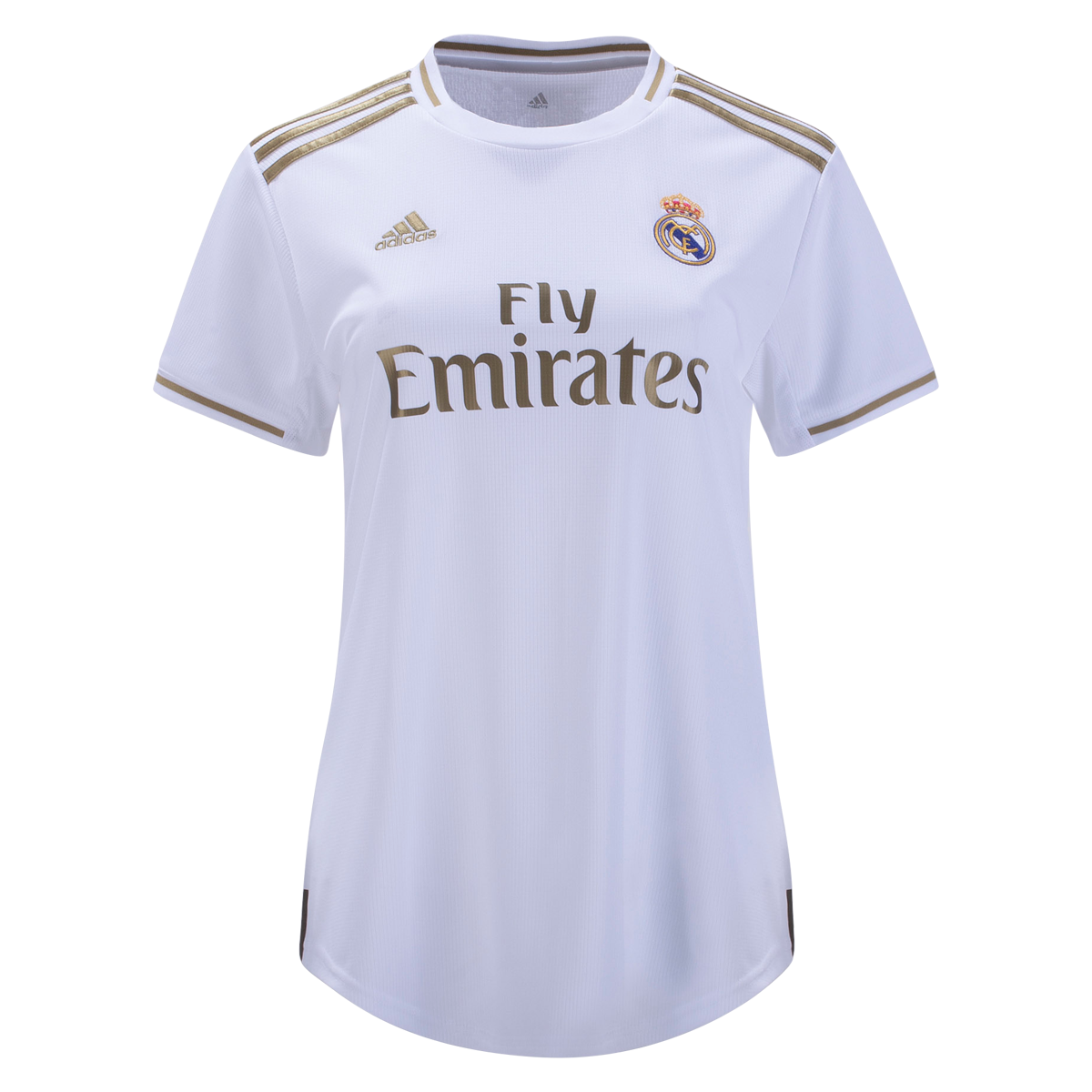 Adidas Real Madrid Women S Home Jersey 19 20 Xl In 2020 Real Madrid Fan Shirts Madrid