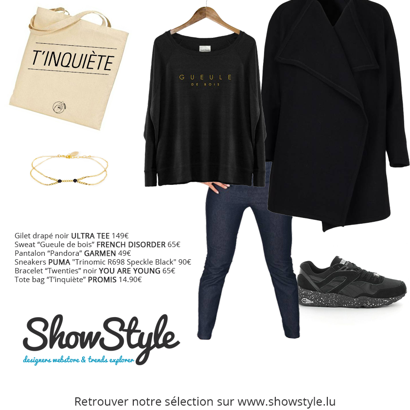 Find out our selection of the day and shop it on www.showstyle.lu !