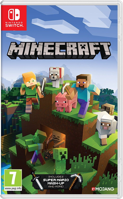 Jeu Nintendo Switch Pas Cher Minecraft Jeu Vidéo Amazon Amazon - Ps4 spiele minecraft amazon