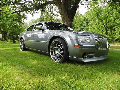 2006 Chrysler 300c Hemi Full Custom With 6000 Watt Stereo