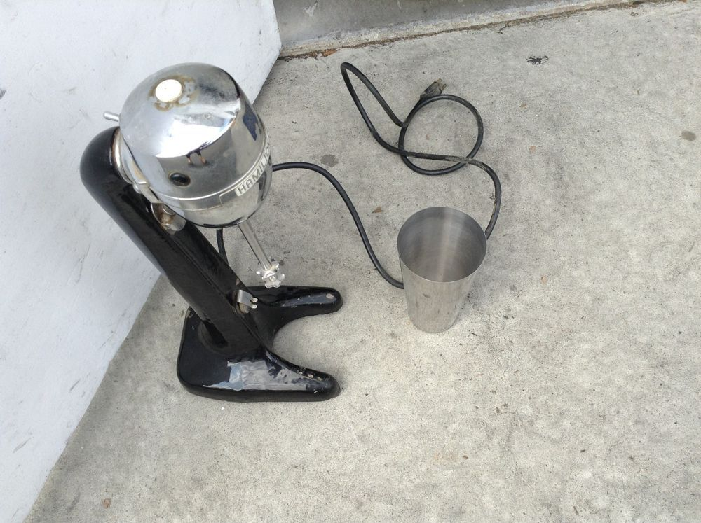 Vintage Hamilton Beach 120 Watt Malt Milkshake Blender