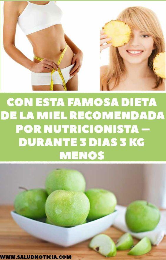 como bajar de peso con una nutricionista