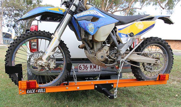 Rack N Roll Mx Motorcycle Carrier Rack N Roll Motorcycle