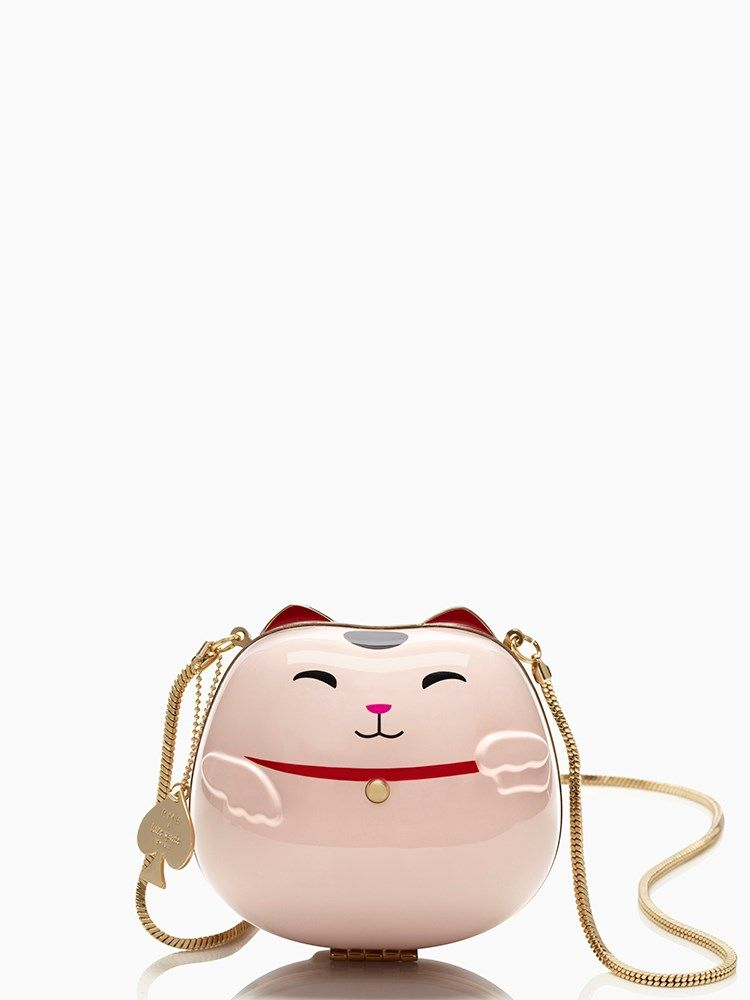 6c74f83db BOLSA LUCKY CAT HELLO TOKYO - PXRU5196 - KateSpade | Accessories ...