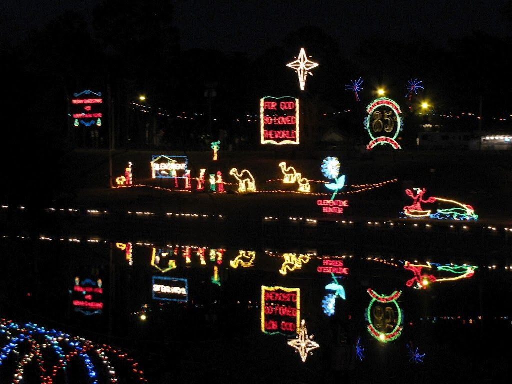 Natchitoches, LA City of Lights (With images) Festival