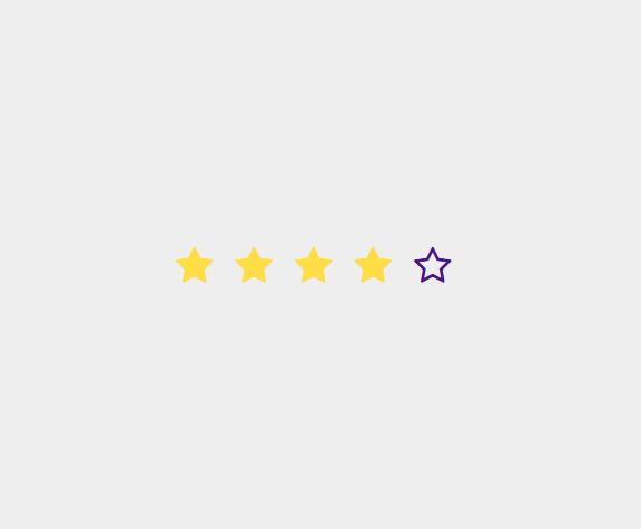 Bootstrap 4 Animated Rating Stars In 2021 Star Rating Emoji Pop Stars