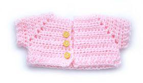 Little Abbee: Teddy Bear and Sweater FREE Pattern
