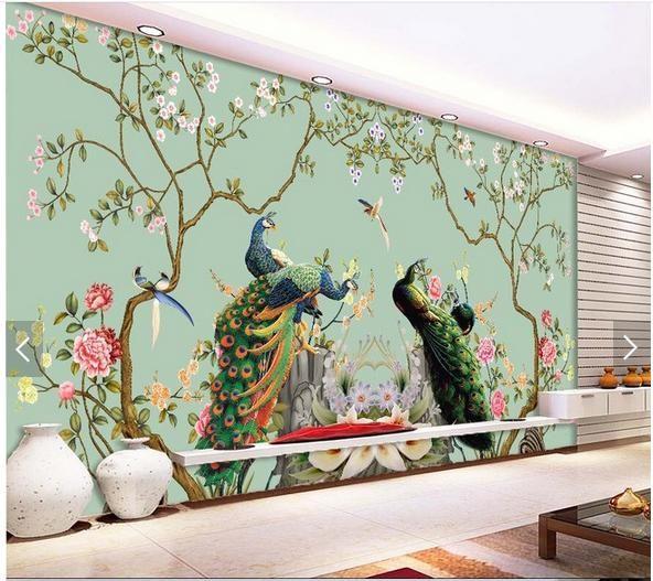 3D Wall Painting 3d wallpaper custom 3d wall murals wallpaper figure setting wall