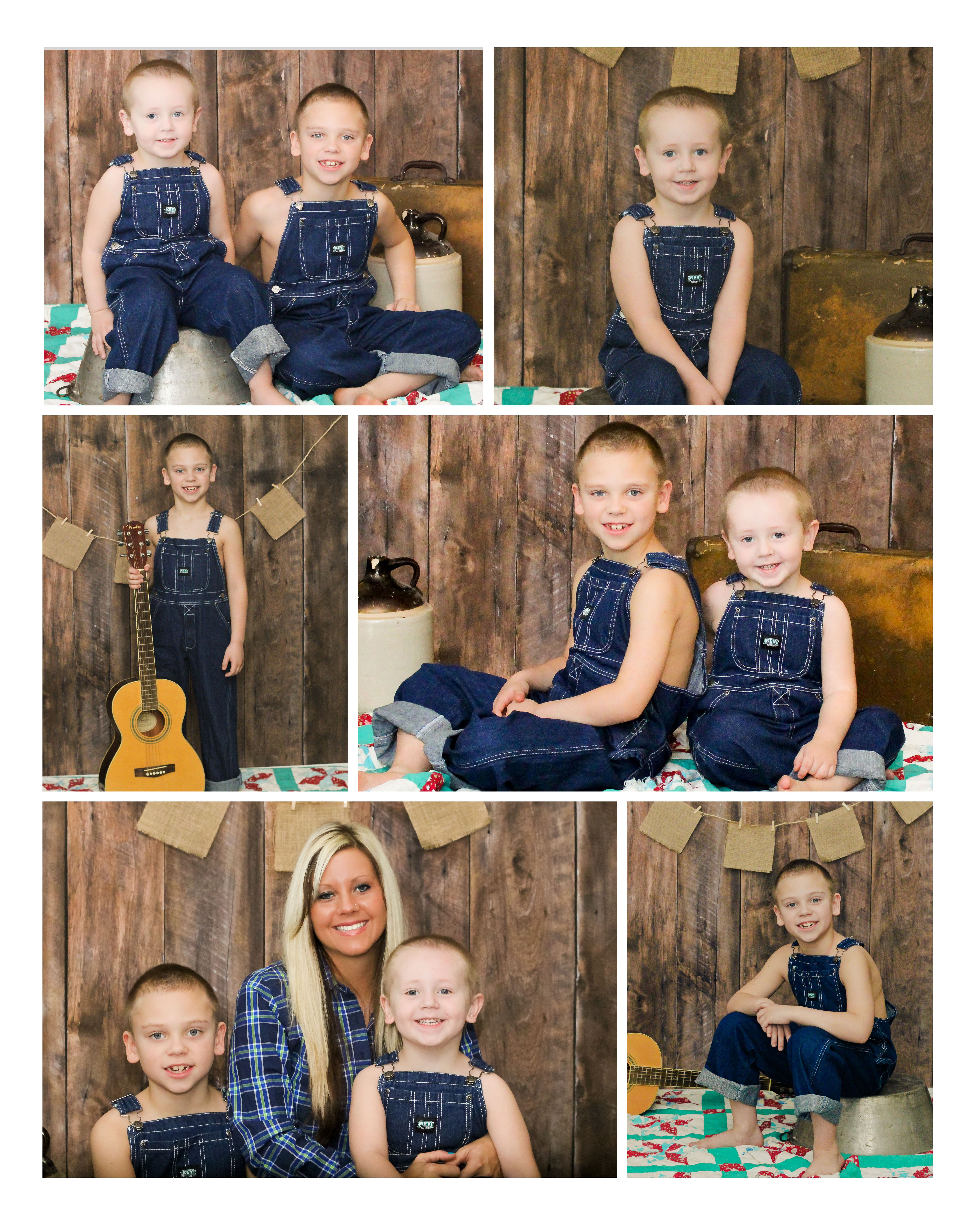 Family photos rustic ideas for pictures bothers overalls country boys harper mason photography