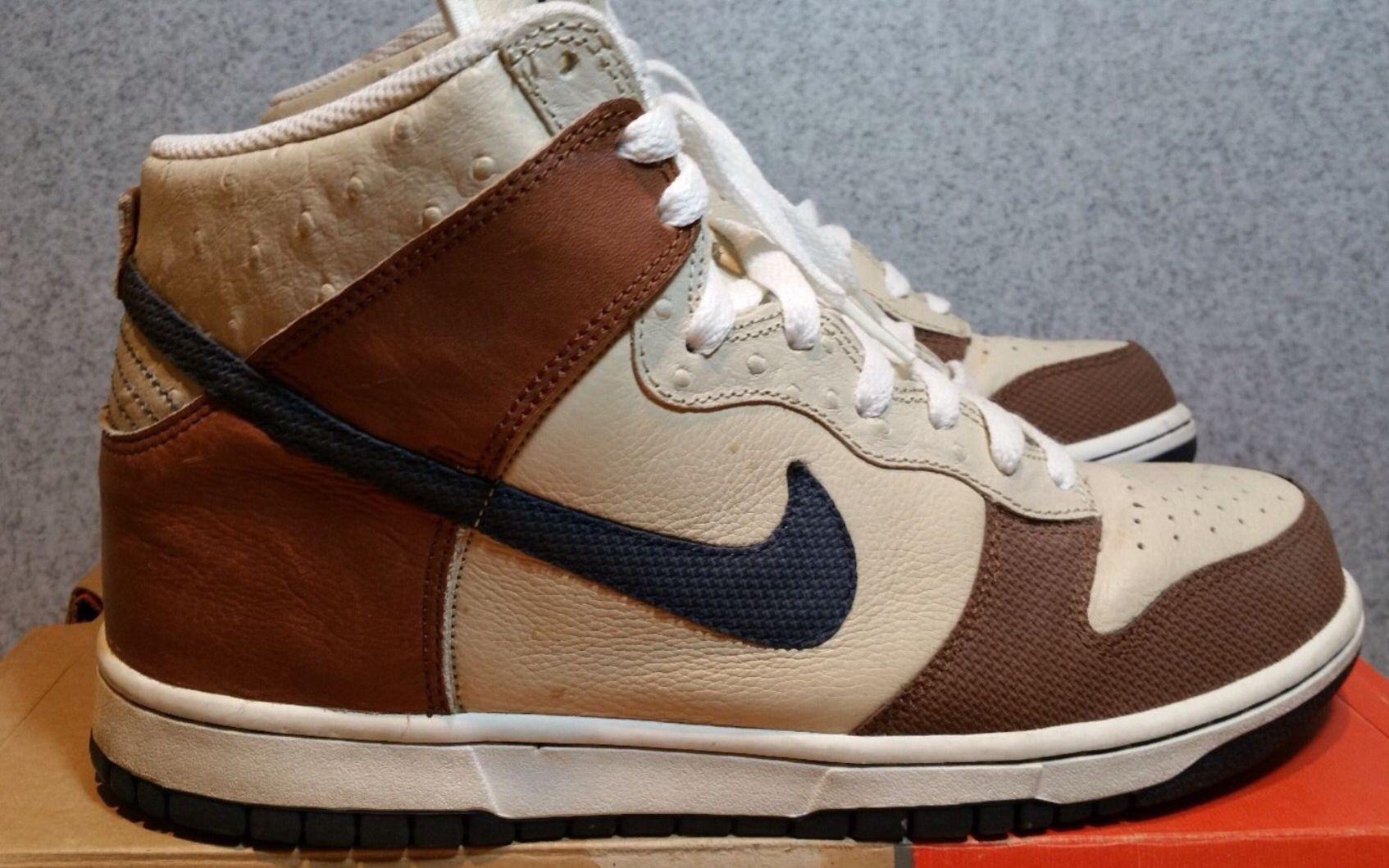 Nike Dunk SB Premium, tobacco Brown