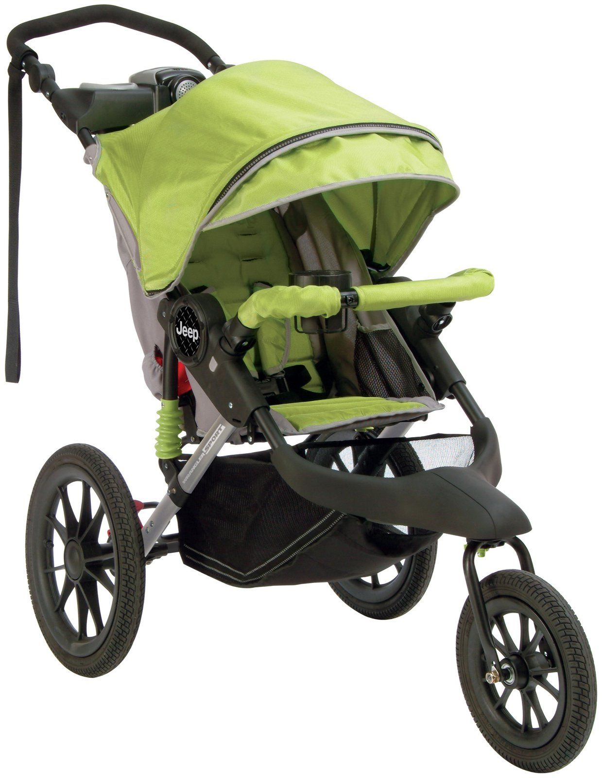 Jeep Wrangler Sport Jogger Gecko Free Shipping (With