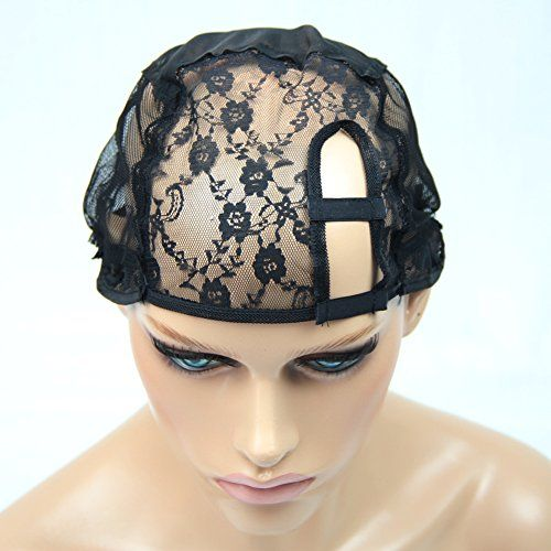Youth Beauty U Part Swiss Lace Wig Caps for Making Wig ...