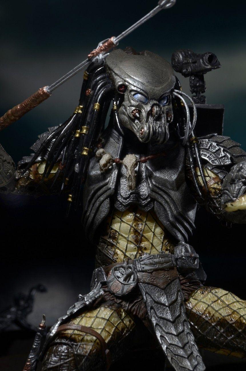 Closer Look: Predator Series 14 (Alien vs Predator) Action ...