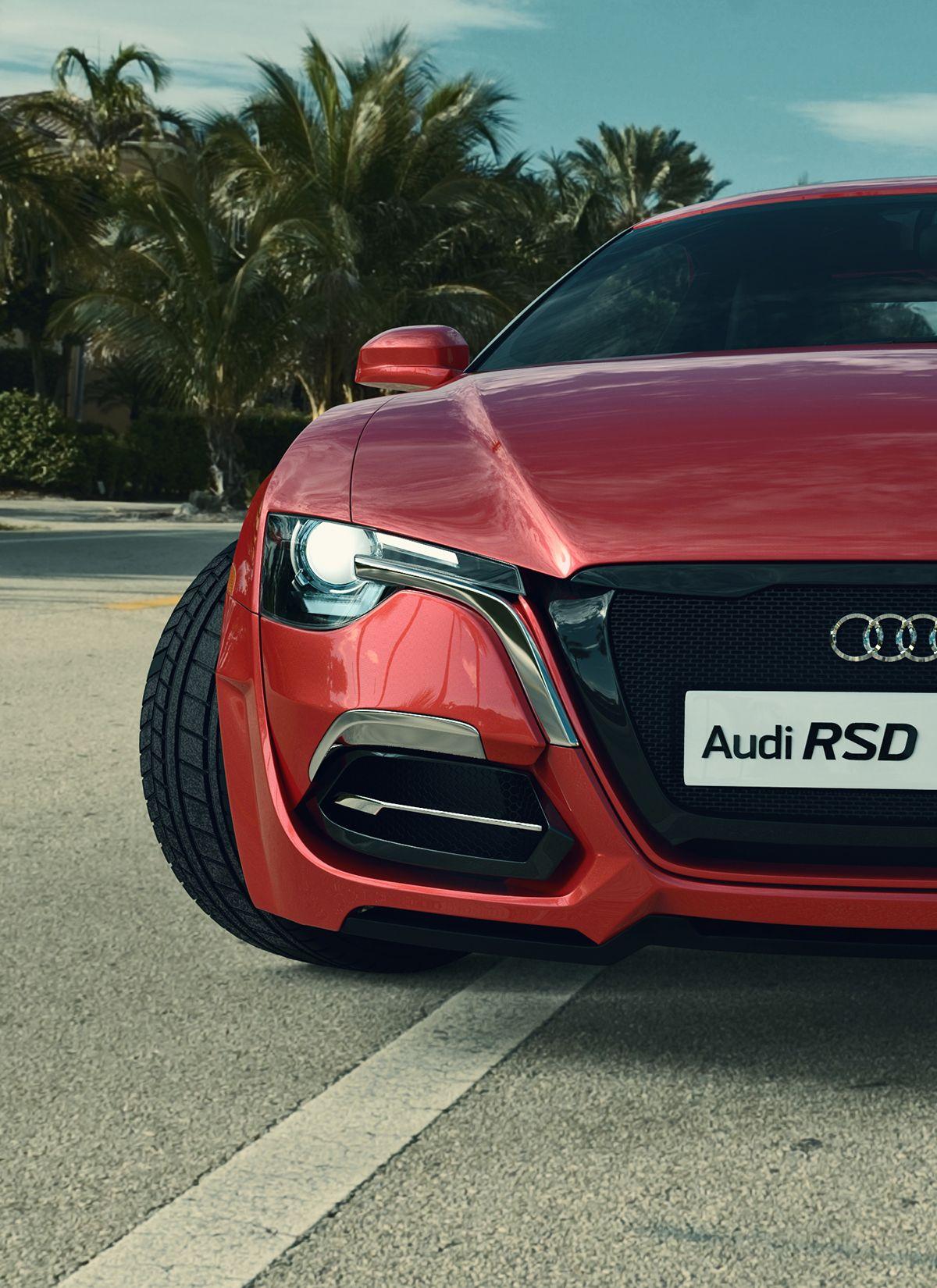 Photo of Audi RSD Concept
