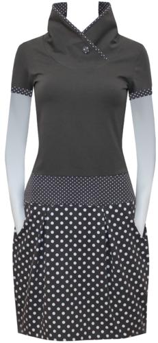 Photo of prikker allover kjole Leila – ungiko – kjoler til at forelske sig i!