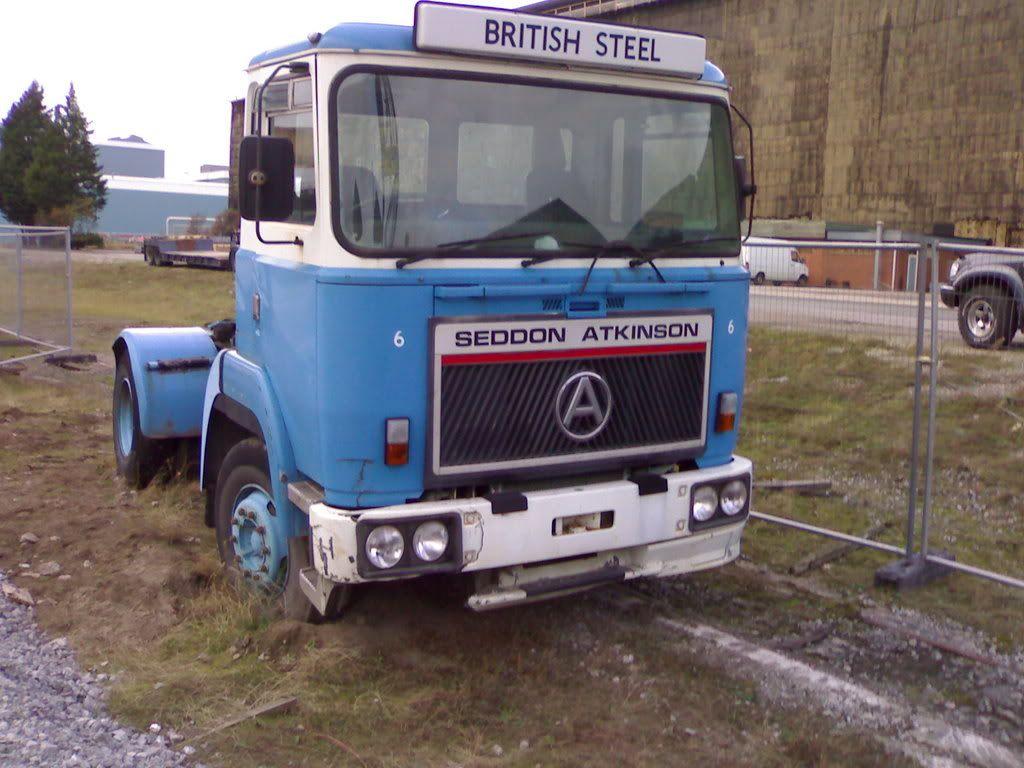 Seddon Atkinson   Trucks and trailers.   Pinterest   Van car ...