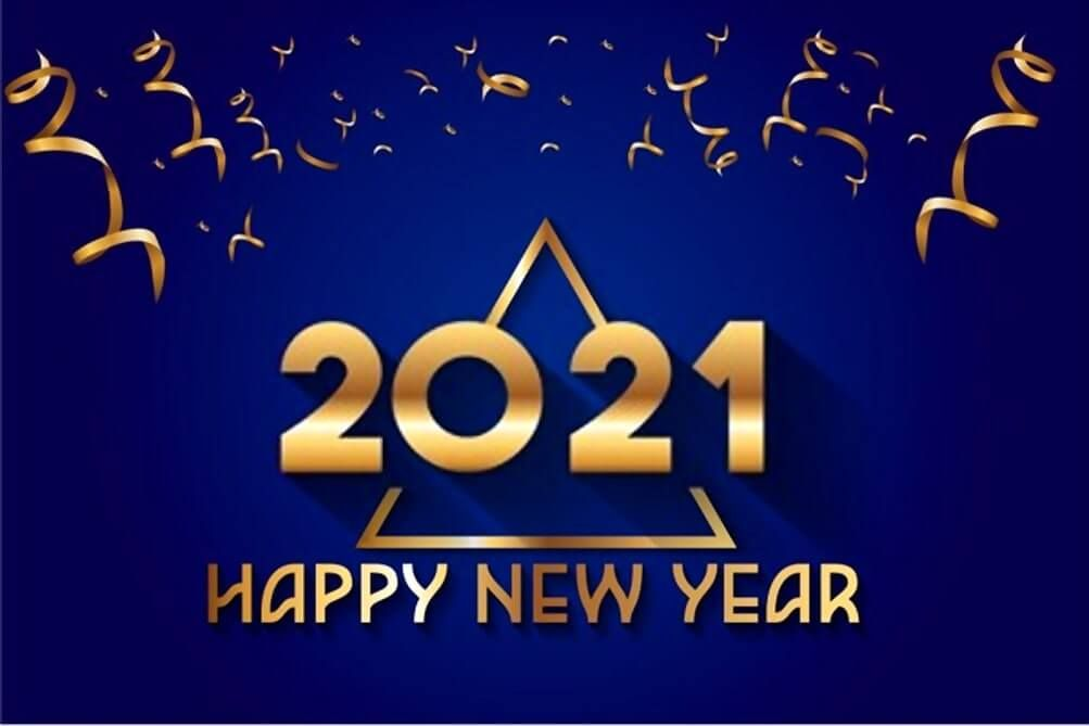 Beautiful Happy New Year 2021 Images Wallpapers Happy New Year Wallpaper Merry Christmas And Happy New Year Happy New Year Cards