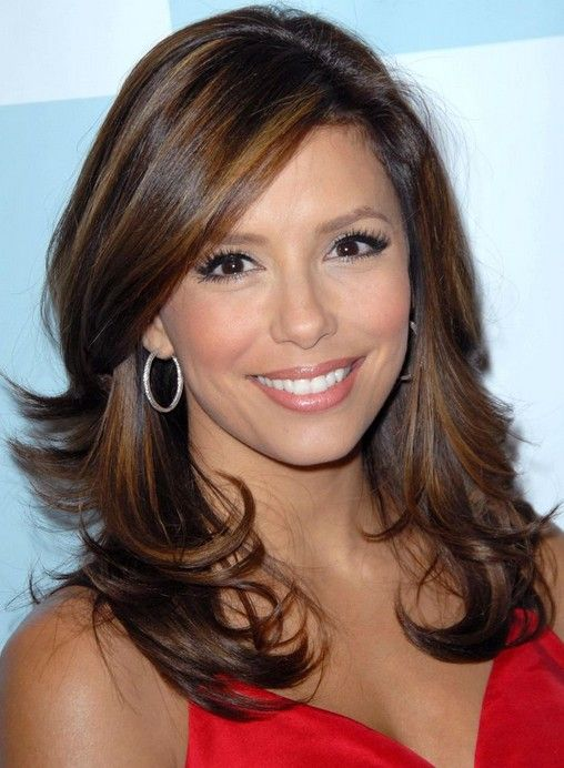 35 eva longoria hairstyles i need me a new 39 do pinterest haare 2018 frisuren und lange haare. Black Bedroom Furniture Sets. Home Design Ideas