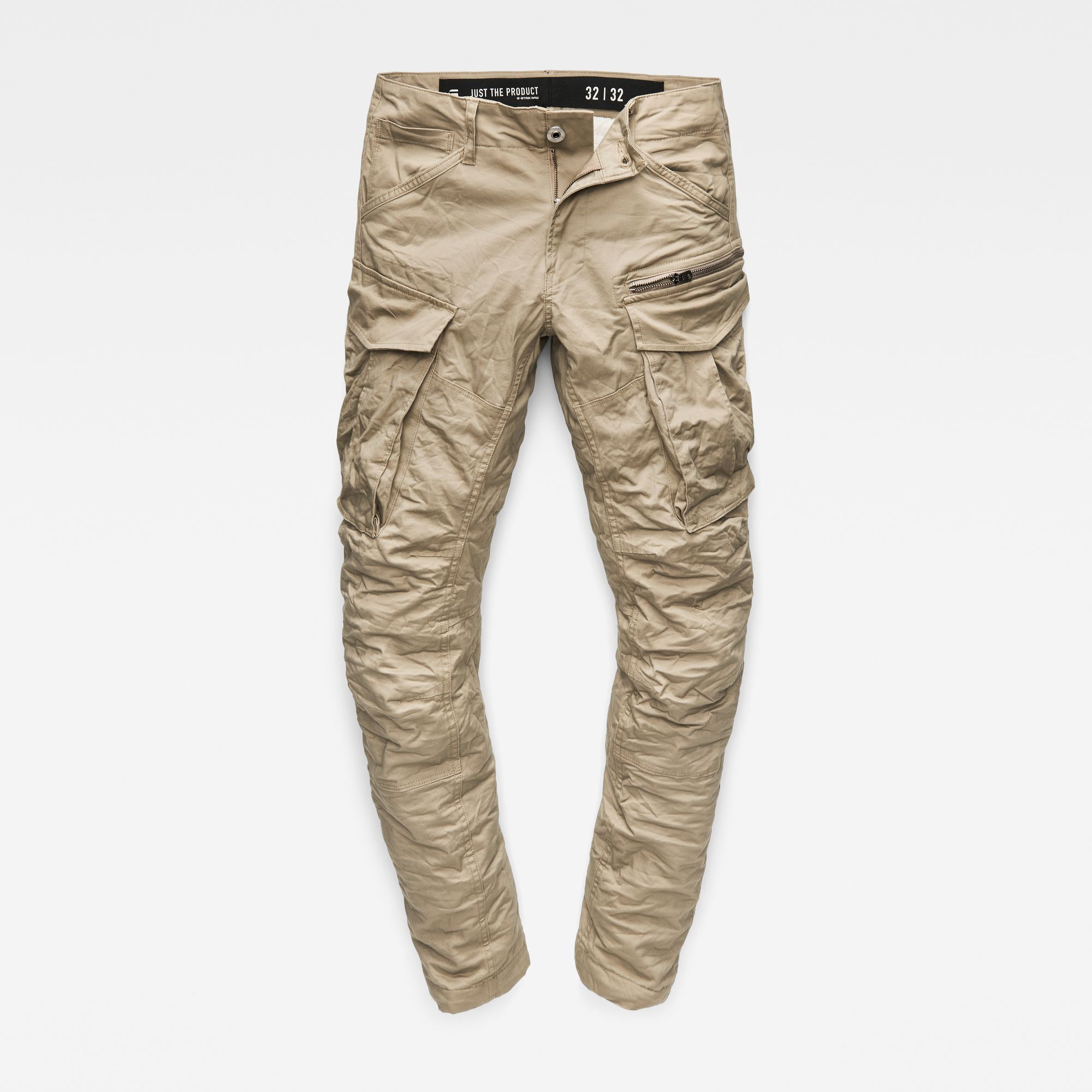 Rovic Zip 3D Straight Tapered Pant in 2020 | Cargo pants men
