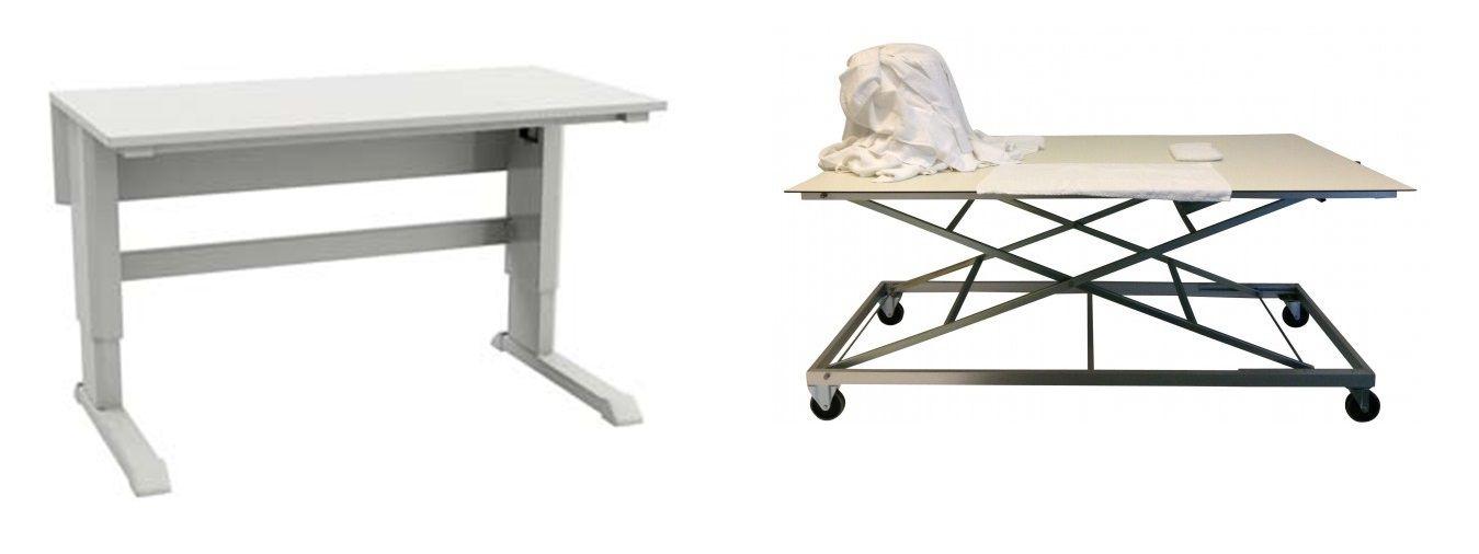 table atelier reglable hauteur atelier chambre noire pinterest table atelier atelier et table. Black Bedroom Furniture Sets. Home Design Ideas