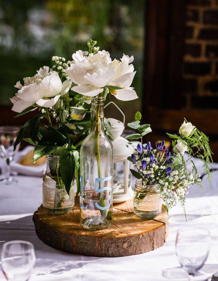 Table De Mariage 35 Idees Deco Dignes De Ce Grand Jour Deco