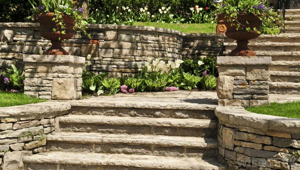 Retaining Walls | Decorative Retaining Wall Blocks