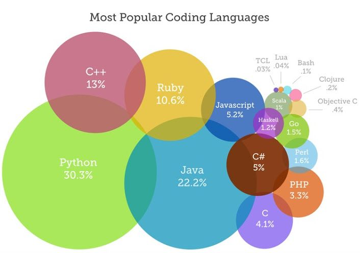 Are You wondering which programming language to learn next? Take a Web Development Which Language Should I Use on